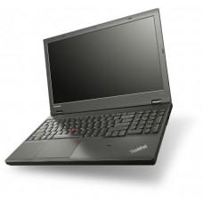 Laptop Lenovo ThinkPad T550, Intel Core i7 Gen 5 5600U 2.6 GHz, 4 GB DDR3, 256 GB SSD, WI-FI, 3G, Bluetooth, Webcam, Display 15.6inch 1920 by 1080