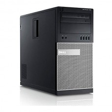 Calculator Dell Optiplex 990 Tower, Intel Core i5 Gen 2 2400 3.1 GHz, 4 GB DDR3, 250 HDD SATA, DVD, Windows 10 Home, 3 Ani Garantie