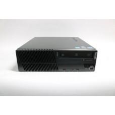 Calculator Lenovo ThinkCentre M91p Desktop, Intel Core i3 Gen 2 2100 3.1 GHz, 4 GB DDR3, 250 GB HDD SATA, DVDRW, Windows 10 Pro, 3 Ani Garantie
