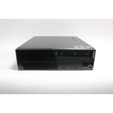 Calculator Lenovo ThinkCentre M91p Desktop, Intel Core i5 Gen 2 2400 3.1 GHz, 4 GB DDR3, 250 GB HDD SATA, DVDRW, Windows 10 Home, 3 Ani Garantie