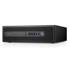 Calculator HP ProDesk 600 G1 Desktop, Intel Core i3 Gen 4 4160 3.6 GHz, 4 GB DDR3, 500 GB HDD SATA
