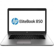 Laptop HP EliteBook 850 G1, Intel Core i7 Gen 4 4500U 1.8 GHz, 8 GB DDR3, 256 GB SSD, Placa Video AMD Radeon 8750M, WI-FI, 3G, Bluetooth, WebCam, Tastatura Iluminata, Display 15.6inch 1920 by 1080, Baterie NOUA
