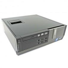 Calculator Dell Optiplex 7010 Desktop SFF, Intel Core i7 Gen 3 3770S 3.1 GHz, 4 GB DDR3, 500 GB HDD SATA, DVD-ROM