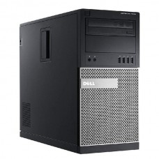 Calculator DELL Optiplex 7010 Tower, Intel Core i7 Gen 3 3770 3.4 GHz, 4 GB DDR3, 500 GB HDD SATA, DVD-ROM
