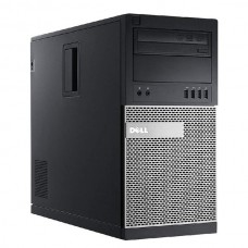 Calculator DELL Optiplex 9010 Tower, Intel Core i7 Gen 3 3770 3.4 GHz, 4 GB DDR3, 500 GB HDD SATA, DVD-ROM