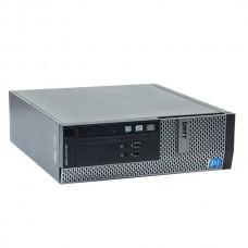 Calculator Dell Optiplex 3020 Desktop SFF, Intel Core i5 Gen 4 4590 3.3 GHz, 4 GB DDR3, 250 GB HDD SATA, DVD-ROM, Windows 10 Home, 3 Ani Garantie