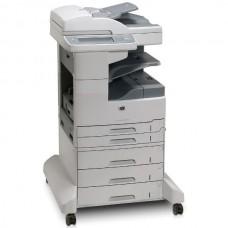 Imprimanta Multifunctionala LaserJet Monocrom, A3/A4, HP M5035 MFP, 35 pagini/minut, 200.000 pagini/luna, 1200 x 1200 DPI, USB, Network, Fax, Duplex, Tava Suplimentara cu Roti, Toner inclus