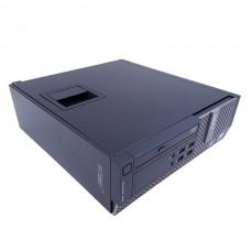 Calculator Dell Optiplex 7020 Desktop SFF, Intel Core i3 Gen 4 4160 3.6 GHz, 4 GB DDR3, 250 GB HDD SATA, DVD-ROM, Windows 10 Home, 3 Ani Garantie