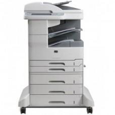 Imprimanta Multifunctionala LaserJet Monocrom, A3/A4, HP M5035 MFP, 35 pagini/minut, 200.000 pagini/luna, 1200 x 1200 DPI, USB, Network, Fax, Duplex, Tava Suplimentara cu Roti, Toner inclus, 2 Ani GARANTIE