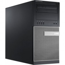 Calculator Dell Optiplex 9020 Tower, Intel Core i5 Gen 4 4590 3.3 GHz, 4 GB DDR3, 500 GB HDD SATA, DVDRW, Placa Video nVidia Geforce GTX 1050, 2 GB DDR5, Windows 10 Home, 3 Ani Garantie