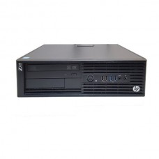 Workstation HP Z230 Desktop, Intel Core i5 Gen 4 4570 3.2 Ghz, 4 GB DDR3, 500 GB HDD SATA, DVDRW, Placa Video NVIDIA Quadro K600, Windows 10 Home, 3 Ani Garantie