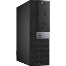 Calculator Dell Optiplex 5040 Desktop SFF, Intel Core i5 Gen 6 6500 3.2 GHz, 8 GB DDR3, 500 GB HDD SATA, DVD-ROM