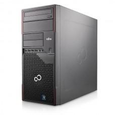 Calculator Fujitsu Esprimo P700 Tower, Intel Core i5 2400 3.1 GHz, 4 GB DDR3, 250 GB HDD SATA, DVDRW, Windows 10 Home, 3 Ani Garantie