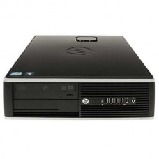 Calculator HP 6300 Desktop, Intel Core i7 Gen 3 3770S 3.1 GHz, 8 GB DDR3, 128 GB SSD NOU, DVD-ROM