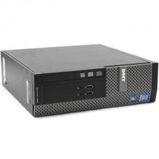 Calculator DELL Optiplex 3010 Desktop SFF, Intel Core i7 Gen 3 3770S 3.1 GHz, 4 GB DDR3, 500 GB HDD SATA, DVD-ROM