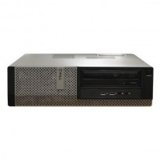 Calculator DELL Optiplex 3010 Desktop, Intel Core i3 Gen 3 3240 3.4 GHz, 4 GB DDR3, 500 GB HDD SATA, DVD-ROM, Windows 10 Home, 3 Ani Garantie