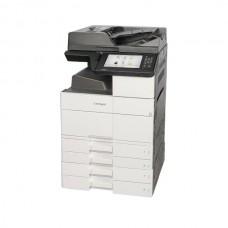 Imprimanta Multifunctionala LaserJet Monocrom, A3, Lexmark MX910de, 45 pagini/minut, 200.000 pagini lunar, 1200 x 1200 DPI, Duplex, USB, Network, Toner Inclus, Grad B