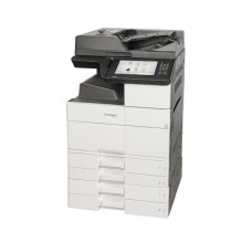 Imprimanta Multifunctionala LaserJet Monocrom, A3, Lexmark MX910de, 45 pagini/minut, 200.000 pagini lunar, 1200 x 1200 DPI, Duplex, USB, Network, Toner Inclus, 2 Ani Garantie