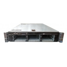 Server DELL PowerEdge R710, Rackabil 2U, 2 Procesoare Intel Six Core Xeon X5660 2.8 GHz, 48 GB DDR3 ECC Reg, 2 x 1 TB HDD SATA, DVD-ROM, Raid Controller SAS/SATA DELL Perc H700mini, IDrac 6 Ent, 2 x Surse Redundante