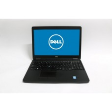 Laptop Dell Latitude E5550, Intel Core i5 Gen 5 5200U 2.2 GHz, 4 GB DDR3, 128 GB SSD NOU, WI-FI, Bluetooth, WebCam, Tastatura Iluminata, Display 15.6inch 1366 by 768, Windows 10 Pro, 3 Ani Garantie