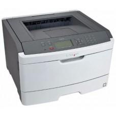 Imprimanta Laser Monocrom A4 Lexmark E460dn, 40 pagini/minut, 80.000 pagini/luna, 1200 x 1200 DPI, Duplex, 1 x USB, 1 x LPT, 1 x Network