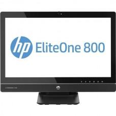 All In One HP EliteOne 800 G1, Intel Core i7 Gen 4 4770S 3.1 GHz, 8 GB DDR3, 256 GB SSD NOU, DVDRW, Webcam, Display 23inch Full HD