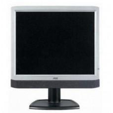 Monitor 19 inch LCD AOC TFT1980PSA, Siver & Black