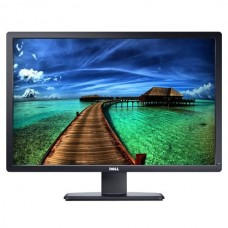 Monitor 30 inch LED IPS Full HD, Dell UltraSharp U3014, Black & Silver, 3 Ani Garantie
