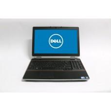 Laptop Dell Latitude E6520, Intel Core i5 Gen 2 2410M 2.3 GHz, 4 GB DDR3, 320 GB HDD SATA, DVD, Display 15.6inch 1366 by 768, Windows 10 Home, 3 Ani Garantie
