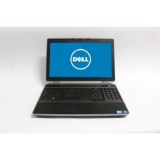 Laptop Dell Latitude E6520, Intel Core i5 Gen 2 2520M 2.5 GHz, 4 GB DDR3, 320 GB HDD SATA, DVDRW, WI-FI, Display 15.6inch 1366 by 768, Windows 10 Pro, 3 Ani Garantie