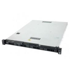 Server DELL PowerEdge R410, 2 Procesoare Intel Quad Core Xeon E5620  2.4 GHz, 8 GB DDR3 ECC Reg, 500 GB HDD SATA, Rackabil 1U, Raid Controller SATA Dell Perc S100, iDRAC 6 Std, 1 x Sursa