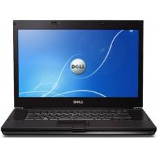 Laptop DELL Latitude E6510, Intel Core i5 520M 2.4 GHz, 4 GB DDR3, 160 GB HDD SATA, DVDRW, WI-FI, Display 15.6inch 1366 by 768, Tastatura Defecta