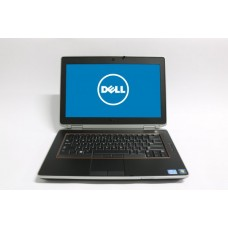 Laptop DELL Latitude E6420, Intel Core i3 Gen 2 2330M 2.2 GHz, 4 GB DDR3, 250 GB HDD SATA, DVDRW, WI-FI, Bluetooth, WebCam, Display 14inch 1366 by 768