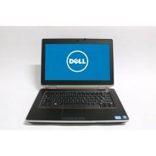 Laptop DELL Latitude E6420, Intel Core i5 Gen 2 2430M 2.4 GHz, 4 GB DDR3, 250 GB HDD SATA, DVDRW, WI-FI, WebCam, Display 14inch 1366 by 768