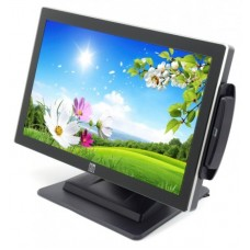 Sistem POS (Calculator Dell 7010 Desktop USFF si Monitor Elo Touchscreen ET1919L), Display 19inch Touchscreen, Intel Core i3 Gen 3 3220 3.3 GHz, 8 GB DDR3, 500 GB HDD SATA, Windows 10 Home, 3 Ani Garantie