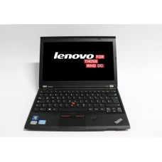 Laptop Lenovo ThinkPad x230, Intel Core i5 Gen 3 3230M 2.6 GHz, 4 GB DDR3, 500 GB HDD SATA, Wi-Fi, 3G, Bluetooth, WebCam, Display 12.5inch 1366 by 768