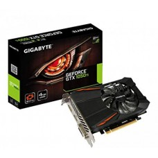 Placa Video Gigabyte, NVIDIA Geforce GTX1050 Ti, 4GB  DDR5, 128bit, PCI-e 16x